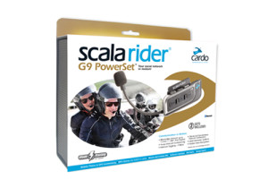 Scala rider G9 Powerset