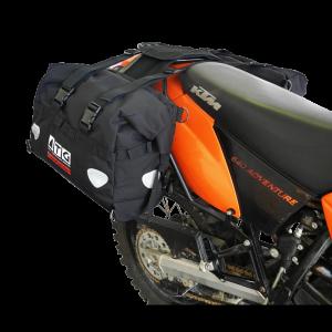 ATG Overlander motorcycle saddle bags