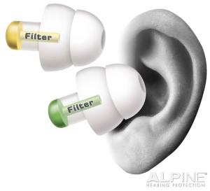 Alpine Motosafe Hearing protection