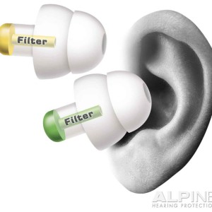 Alpine Motosafe Hearing protection