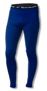 JUNIOR THERMAL BAMBOO LONG JOHN – First Ascent
